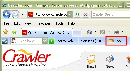 Crawler Group Registration Step 9
